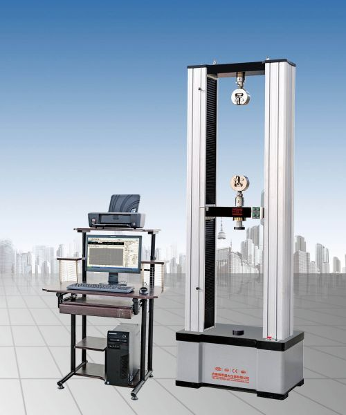 光纤光缆拉伸强度试验机