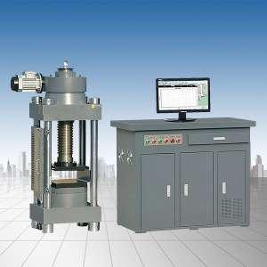 电动焦结矿压力试验机